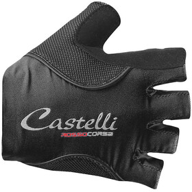 Castelli Rosso Corsa Pave Gloves Women black